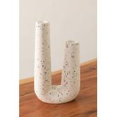 Kandelaar in Naia Cement, miniatuur afbeelding 3