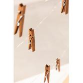 Decoratieve LED Slinger met Klemmen Pitres, miniatuur afbeelding 5