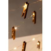 Decoratieve LED Slinger met Klemmen Pitres, miniatuur afbeelding 6
