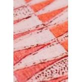 Vierkant katoenen kussen (50x50cm) Zugui, miniatuur afbeelding 2