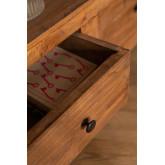 Set van 2 boekenkasten van gerecycled hout  Jara , miniatuur afbeelding 6