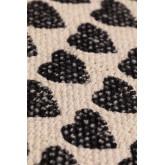 Vierkant katoenen kussen (50x50cm) Urub, miniatuur afbeelding 3