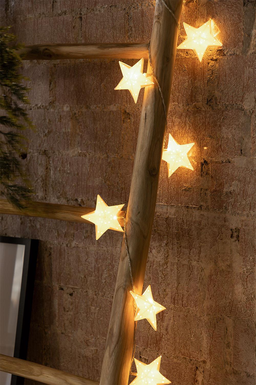 LED Lichtsnoer 165 cm Meissa, galerij beeld 1
