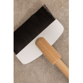 Edin Kids Wood Broom and Dustpan, miniatuur afbeelding 6
