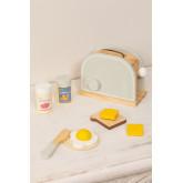 Buter Kids Wood Broodrooster, miniatuur afbeelding 1