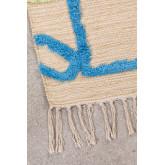 Katoenen vloerkleed (145x50 cm) Fania, miniatuur afbeelding 2