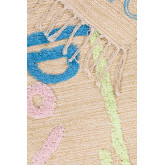 Katoenen vloerkleed (145x50 cm) Fania, miniatuur afbeelding 3