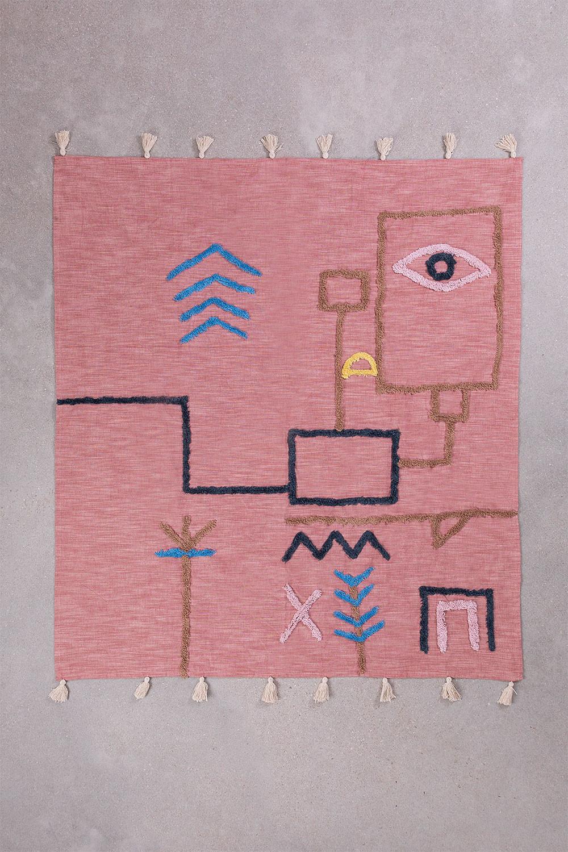 Palid deken in Azral katoen, galerij beeld 1