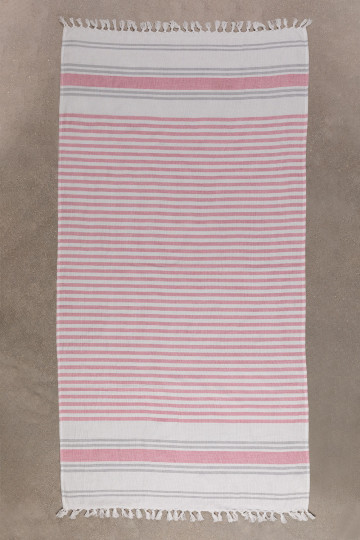 Gokka katoenen handdoek