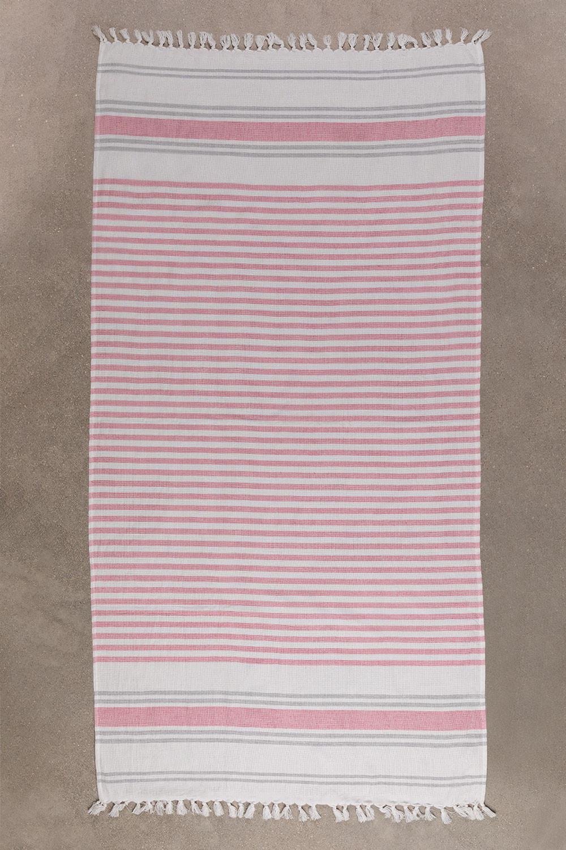 Gokka katoenen handdoek, galerij beeld 1