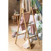Ladderhanddoek in Bamboo Leskay, miniatuur afbeelding 1