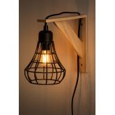 Kapy wandlamp, miniatuur afbeelding 2