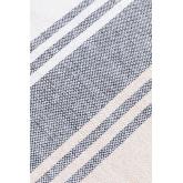 Geruite katoenen deken Kasku, miniatuur afbeelding 5
