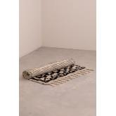 Katoenen vloerkleed (190x120 cm) Tiduf, miniatuur afbeelding 3