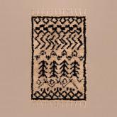 Katoenen vloerkleed (190x120 cm) Tiduf, miniatuur afbeelding 6