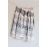 Geruite deken in Tieron-katoen, miniatuur afbeelding 5