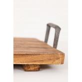 Baka dienblad van gerecycled hout, miniatuur afbeelding 6