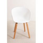 Houten Yäh stoel , miniatuur afbeelding 3