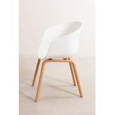 Houten Yäh stoel , miniatuur afbeelding 4