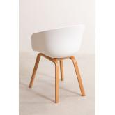 Houten Yäh stoel , miniatuur afbeelding 5