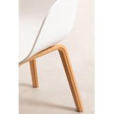 Houten Yäh stoel , miniatuur afbeelding 6