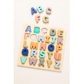 Puzzel met teksten van Zetin Kids, miniatuur afbeelding 1