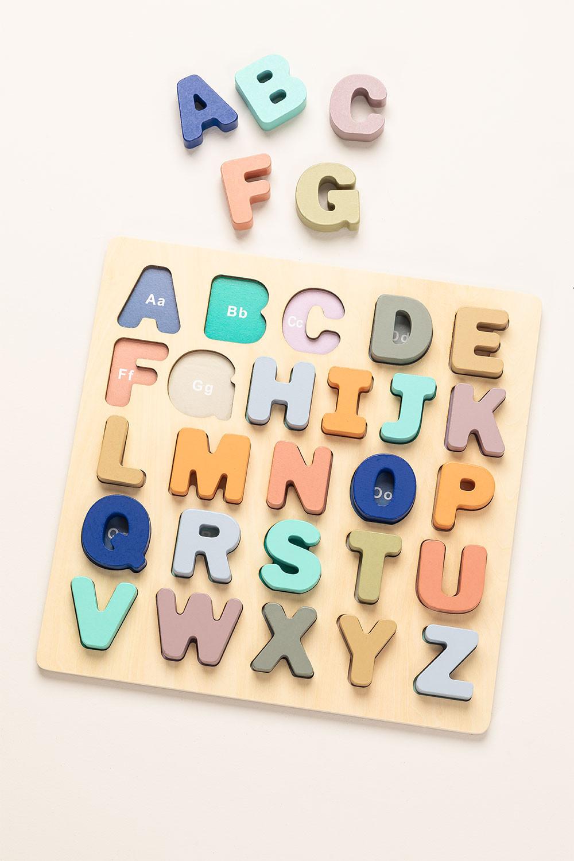 Puzzel met teksten van Zetin Kids, galerij beeld 1