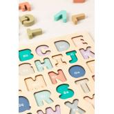 Puzzel met teksten van Zetin Kids, miniatuur afbeelding 3