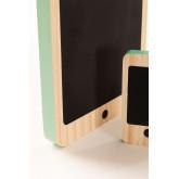 Gamis Kids Houten Tablet en Mobiele Set, miniatuur afbeelding 2