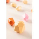 Houten Petri Kids stapelstenen, miniatuur afbeelding 3