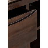 Somy teakhouten dressoir, miniatuur afbeelding 6