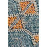 Vierkant katoenen kussen (50x50cm) Balu, miniatuur afbeelding 4