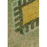 Vierkant katoenen kussen (50x50cm) Lozi, miniatuur afbeelding 4
