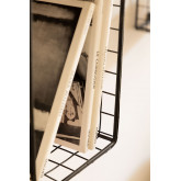 Narton wandplank met opslag, miniatuur afbeelding 5