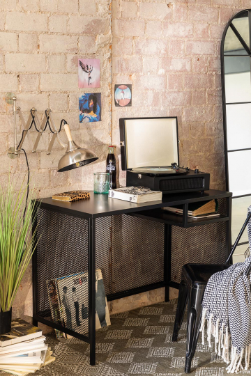 Gori Steel Grid Desk