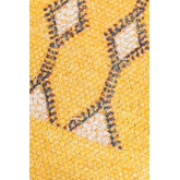 Vierkant katoenen kussen (50x50 cm) Goki, miniatuur afbeelding 3