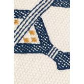 Vierkant katoenen kussen (50x50 cm) Royn, miniatuur afbeelding 4