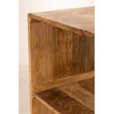 Modulaire plank in Yaris van mangohout, miniatuur afbeelding 5