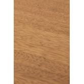 Glai 80 cm Essenhouten Hal met Lade, miniatuur afbeelding 6