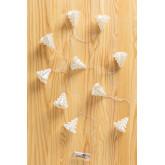Led Kerstslinger (2,20 m) Abete, miniatuur afbeelding 4