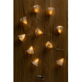 Led Kerstslinger (2,20 m) Abete, miniatuur afbeelding 3