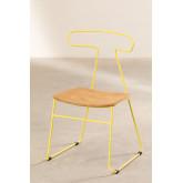 Lahla stoel, miniatuur afbeelding 1