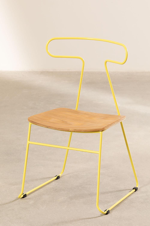 Lahla stoel, galerij beeld 1