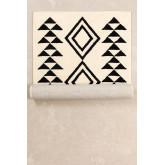 Wollen vloerkleed (175x125 cm) Bloson, miniatuur afbeelding 2