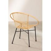 Baro rotan stoel, miniatuur afbeelding 4