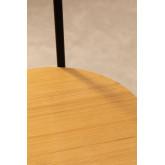 Vloerlamp met bamboe planken Loopa, miniatuur afbeelding 5