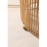 Khumo bamboe tafellamp, miniatuur afbeelding 5