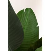 Decoratieve kunstmatige bananenplant, miniatuur afbeelding 2