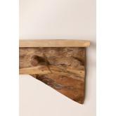 Raffahouten wandplank, miniatuur afbeelding 4