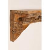 Raffahouten wandplank, miniatuur afbeelding 5